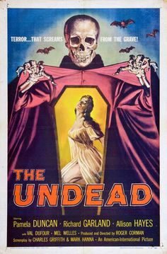 The Undead (movie poster)
