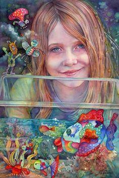 Jeannie Vodden art