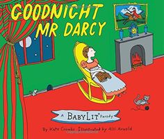 My Love for Jane Austen: Goodnight Mr. Darcy: Book Review