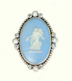 mars valentine antique wedgwood cameo ring - Mars And Valentine