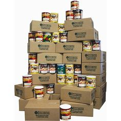 2000 Calorie Year Supply of Food Storage - Premium -http://www.disasternecessities.com/product/freeze-dried-year-supply-premium2000