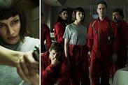 La Casa De Papel Season 2 Cast Who Stars In Money Heist Saison