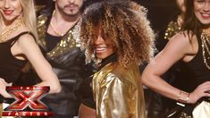 Fleur East sings Bruno Mars & Mark Ronson's Uptown Funk | Live Semi-Fina...