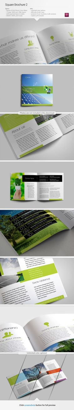 Company Profile (12 Pages) Company profile, Corporate identity - company profile sample download