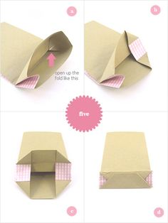 Make your own party bags