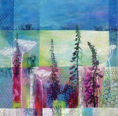 Towering Spires by Clare Schmidt Norris