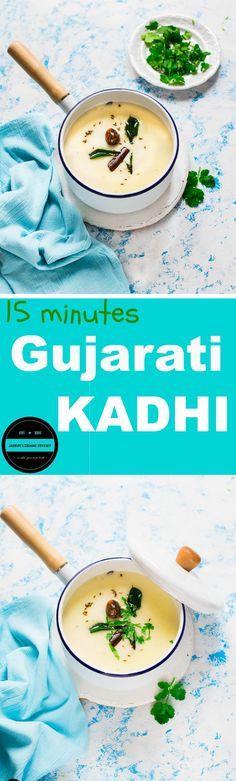 Gujarati Kadhi in 15