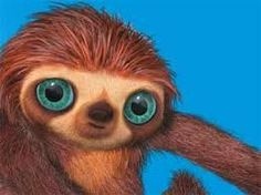 the croods sloth - Google Search