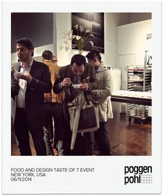 Food and Design Taste of T Event NEW YORK, USA