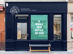 A Charming And Lasting Brand Identity For This Sustainable Fishmonger - DesignTAXI.com