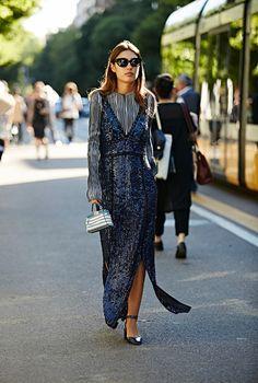Gafas: Gucci Camisa: Zara Kaftan: Aurobelle Kaftan: Aurobelle Sandalias: Aurobelle Vest...