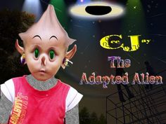 Adapted Alien - Digital Art by Bouie Tams in Bouie J at touchtalent