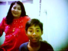 #mom #me #sosweet #hahaa
