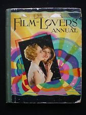The Film Lovers  Annual  1933