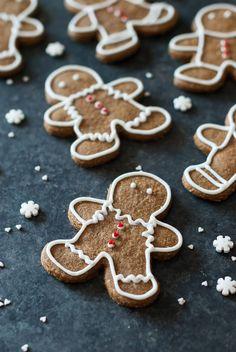 Paleo Gingerbread Cookies 2