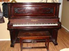 piano Old Pianos, House Ideas