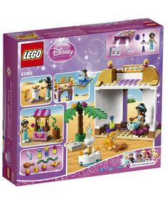 Lego Экзотический дворец Жасмин Принцессы Диснея