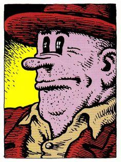 Bo Bo Bolinski by Robert Crumb (underground comics)