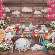 Chuva de amor p linda Valentina! #festachuvadeamor #vemprocolina #colinapark