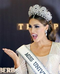 La historia del vestido de noche con el que ganó Miss Venezuela - Yahoo omg! En Español