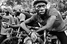 Chris Keulen: Le Tour d'Afrique