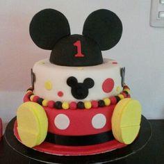 Torta Mickey mouse casarosa.