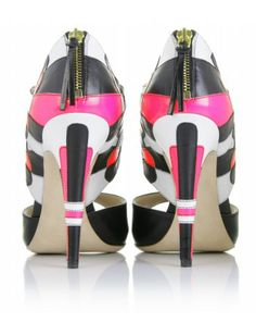 Miu Miu - MULTICOLORED LEATHER STRAPPY SANDALS - mytheresa.com - Luxury Fashion for Women / Designer clothing, shoes, bags