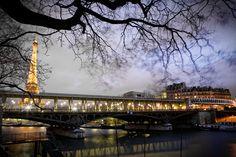 Bir-Hakeim bridge, #Paris