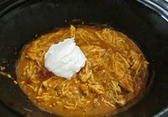 The Country Cook: Slow Cooker Salsa Chicken