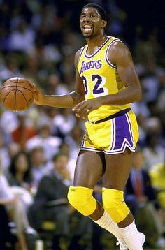 #Magic Johnson / Lakers