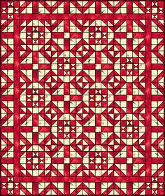 Square and a Half Quilt