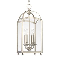 Hudson Valley Lighting 8410 Millbrook 4-Light Foyer Pendant at ATG Stores.