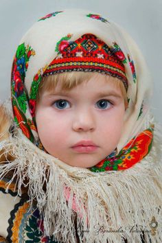 Ukraine... this is how my mom dressed me in the winter when I was about 3 or 4