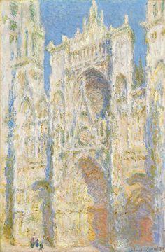 Cathédrale de Rouen, effet de soleil | LASKO