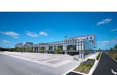 ROBIN LEE ARCHITECTURE :: Wexford County Council Headquarters