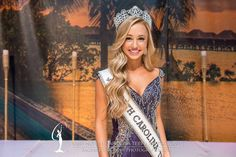 Miss North Carolina Teen USA 2016 Evening Gown: HIT or MISS | http://thepageantplanet.com/miss-north-carolina-teen-usa-2016-evening-gown/