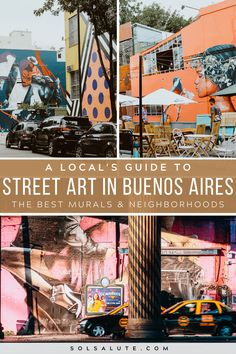 The ultimate guide to Buenos Aires street art | Where to see street art in Buenos Aires  Argentina | Argentina street art | Self-Guided Buenos Aires street art tour | street art in Argentina | Buenos Aires graffiti | Street art Buenos Aires tour | Graffiti in Buenos Aires | Best murals in Buenos Aires art | Palermo street art | La Boca street art | street art in Palermo Soho | Buenos Aires graffiti tour | graffiti tour Buenos Aires | Argentina graffiti #BuenosAires #Argentina #StreetArt…