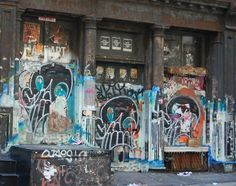 graffiti can be gorgeous in New York