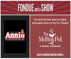 GIVEAWAY: Enter to Win a $50 Gift Certificate to The Melting Pot! | Macaroni Kid