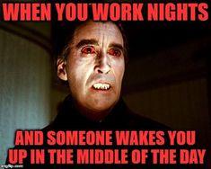 25 Night Shift Memes For Nurses #nursebuff #nightshiftmemes #nursememes