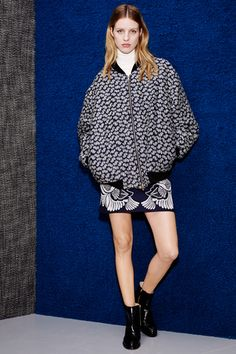 Stella McCartney Pre-Fall 2013 Collection Slideshow on Style.com