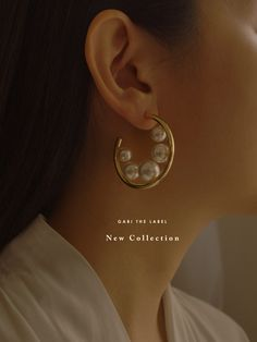Trendy Jewelry, Simple Jewelry, Fashion Jewelry, Cute Earrings, Vintage Earrings, Vintage Jewelry, Artificial Jewellery Online India, Gold Earrings Designs, Gold Accessories