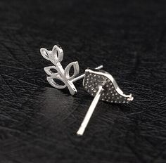 zakka 925 Sterling Silver Birds branch Earrings For Women pendientes Fashion Girl Sterling Silver Stud Earings Jewelry Brincos  Only $1 => Save up to 60% and Free Shipping => Order Now!  #Earrings #Rings #Handmade #Silver Jewelry #Pandora Bracelets #Nature Stone Jewelry #Jewelry #Necklaces #Bracelets