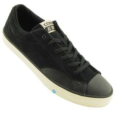 Converse Converse CONS CTS OX Shoes Black Suede/ Black Leather/ Angora