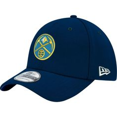 New Era Men s Denver Nuggets 39Thirty Navy Flex Hat 5ff81775e92