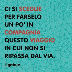 From:  https://www.facebook.com/Ligabue