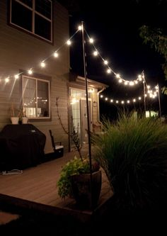 27 Pretty Backyard Lighting Ideas For Your Home Garden Decking And Rounding