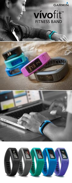 garmin vivofit vs fuelband and fitbit force