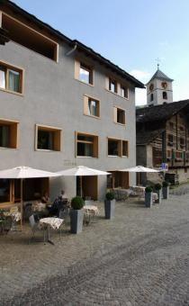 Hotel Alpina à Vals