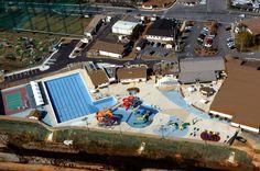 Camp Humphrey's Aquatic Center
